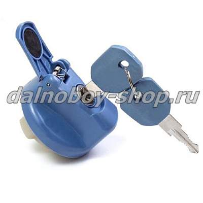 Крышка AD Blue 40 мм с ключом UNIVERSAL FAN MAN-DAF