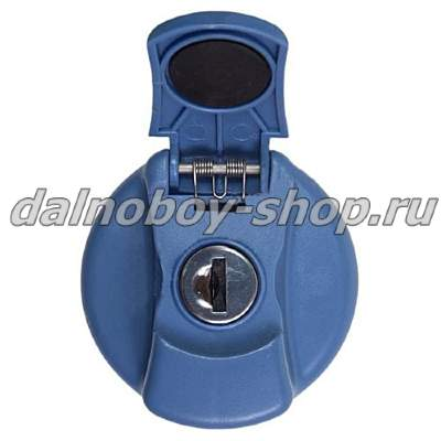 Крышка AD Blue 40 мм с ключом UNIVERSAL FAN MAN-DAF_2