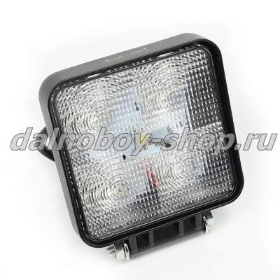 "Фара п/т  универ.DF-5015  4.5"" FLOOD  5SMD 15W LED 12/24v"