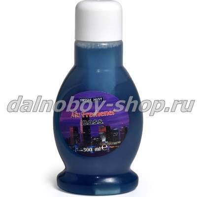 "Ароматизатор ""FRESH MIST"" BOSS 300ml"